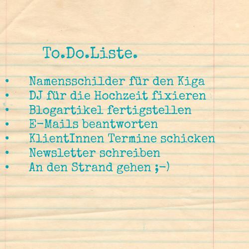 To.Do.Liste
