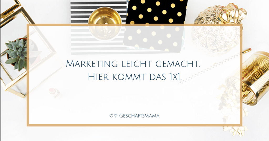Marketing Werkzeuge