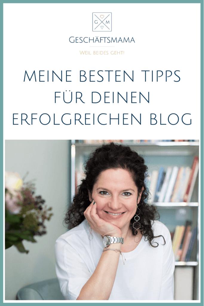 Tipps Erfolgreicher Blog Pin